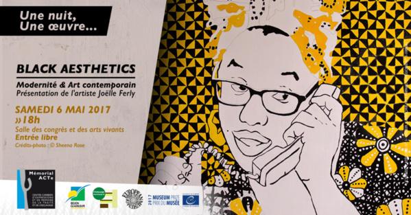 Rejoignez-nous au Mémorial ACTe! Entrée libre - Samedi 6 mai 2017 à 18h00 Crédit oeuvre du visuel: Sheena Rose (Barbados).
