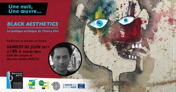 Venez découvrir la pratique artistique de Thierry Alet (Guadeloupe, New York).