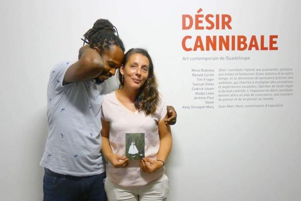"""Fondation Clément (Martinique) is announcing """"Désir Cannibale"""": exposition sous le commissariat de l'artiste Jean-Marc Hunt"""