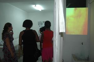 Résidence d'Andreaha San in residence - Jan - Feb  2010