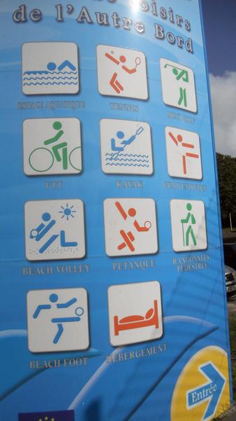 Le Moule sport centre - Guadeloupe