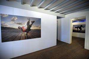 Exhibition of Philippe Virapin at the Pavillon de la Ville de Pointe-à-Pître in partnership with L'Artocarpe (2010)