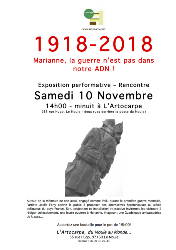 Next exhibition: Saturday 10th november 2018 from 14h00 to midnight...