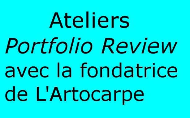 En 20 ans de carrière, Joëlle Ferly a conseillé de nombreux photographes et artistes, notamment au sein de la structure qu'elle a fondée: L'Artocarpe.