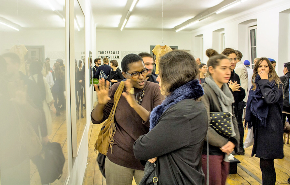 Joëlle Ferly conseille les artistes depuis 20 ans. Londres, Guadeloupe. Projet de co-commissariat pour la Krinzinger Projekte gallery (Vienne, Autriche, nov. 2018)