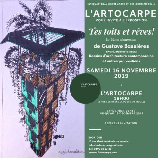 Exposition jusqu'au 15 décembre 2019