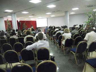 La conférence du 28 Mai au 1er Juin 2012 attire plus de 500 personnes