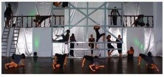 Dance project by Peggy Oulerich: member of HMF and of L'Artocarpe. Based in St Martin