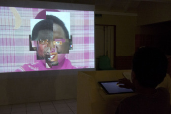 David Gumbs' interactive project.
