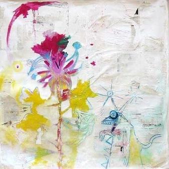 Artwork from L'Artocarpe member Andreaha San (Brazil)