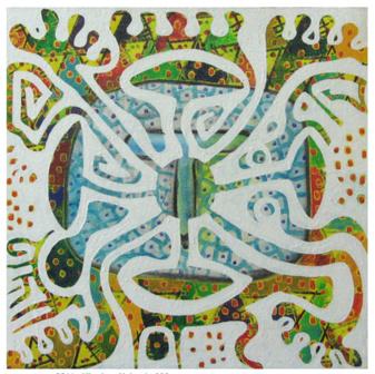 Oeuvre de Jocelyn Akwaba-Matignon