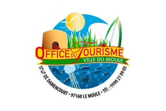 Our public partner, the Tourist office of the town of Le Moule, which financed Regine Cuzin's trip to Martinique, her car rental as well as the cleaning at L'Artocarpe during her stay