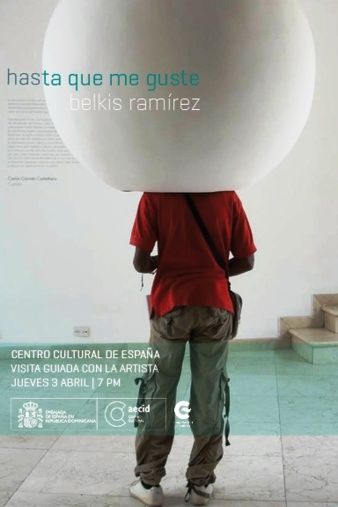 Belkis Ramirez's exhibition, in Dominican Republic. Our member Patrick is to visit it!