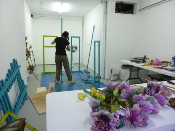 Le projet de l'artiste invitera les visiteurs à voir la ville du Moule autrement...