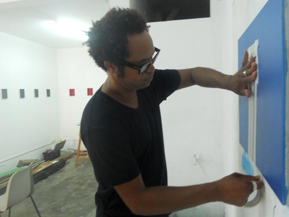 Sébastien Mehal (Martinique, Paris) était en residence à L'Artocarpe en Juillet et Août 2014 pour la deuxième fois. Sébastien est membre de L'Artocarpe. Son dernier projet realize lors de sa residence sera présenté en Martinique par la Fondation Clément.