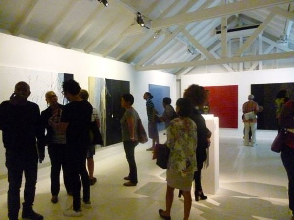 Private view.
