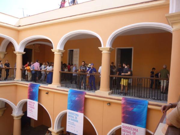 Centro Lam, La Havana, Cuba. The heart of the Biennale