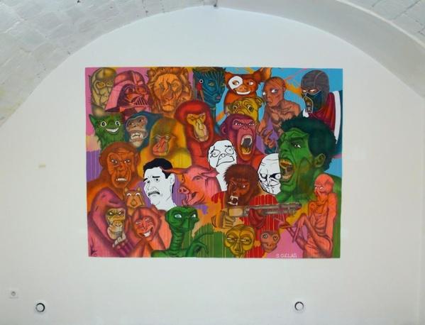 Samuel Gelas's work