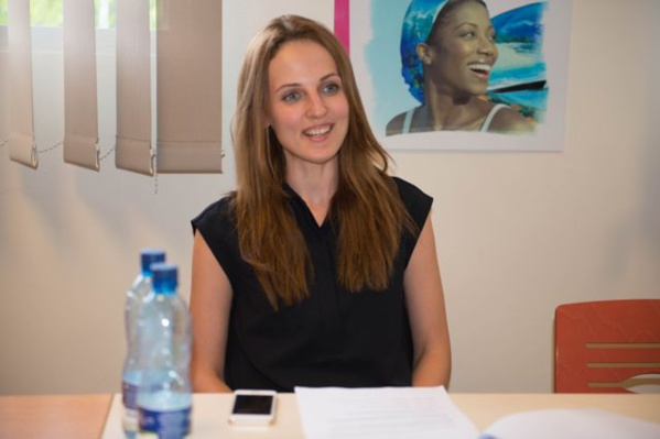 Lana Kustova is our new chair. She is an entrepreneur as well as an art student in New York where she lives with her husband, who is from Guadeloupe.