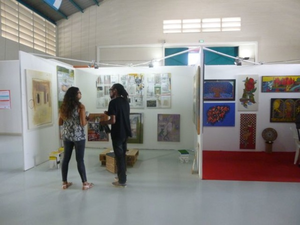 L'Artocarpe invité à la PooL ART FAIR 2016 / Visiting the PooL ART FAIR!