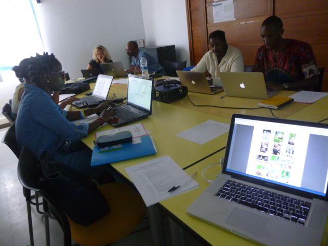 L'atelier d'iconograpie est la version complète de la formation d'iconographie délivrée depuis 2009 à la Cité des Métiers, l'UAG et l'école d'art de Martinique.