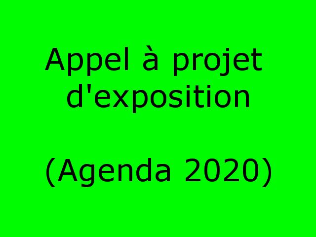Call to artists / Appel à projet d'exposition