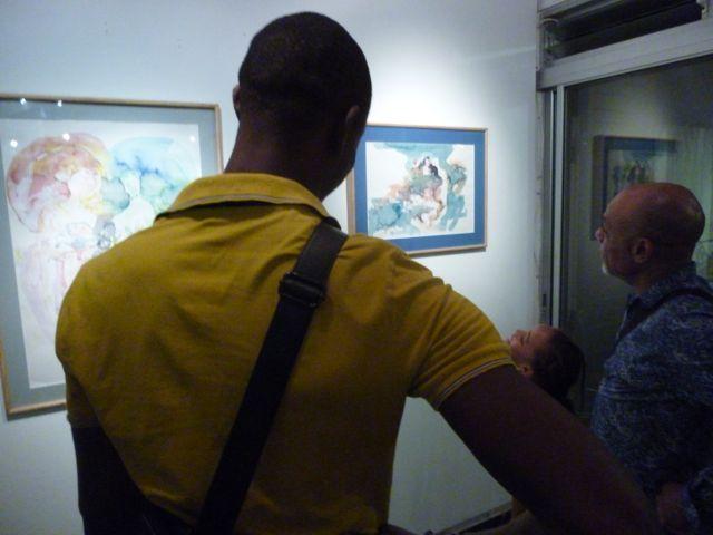 Henri Tauliaut's paintings