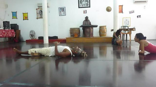A Noledjiz Master class at Kamodjaka
