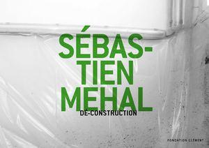 Exhibition catalgue of our member Sébastien Mehal, now available at L'Artocarpe
